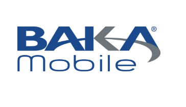 Logo for BAKA Mobile