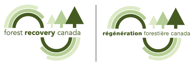 Forest Recovery Canada's Official Logo