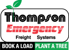 Logo for Thompson Emergency Freight Systems